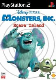 Monsters, Inc Scare Island (PS2)