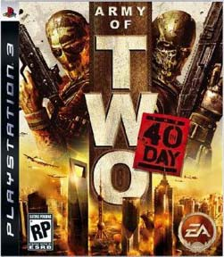 Army of Two The 40th Day (PS3)