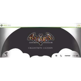 Batman: Arkham Asylum (XBOX 360) - COLLECTORS EDITION