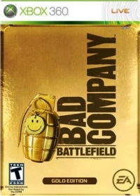 Battlefield: Bad Company Gold Edition - xbox 360