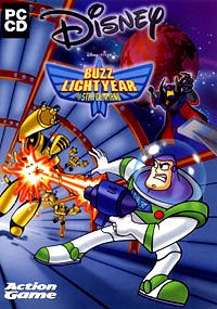 Buzz Lightyear of Star Command (PC)