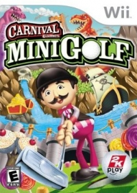 Carnival Games: Mini-Golf - Wii