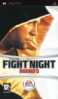 FIGHT NIGHT ROUND 3 - PSP