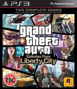 GTA 4: Episodes from Liberty City (PS3)