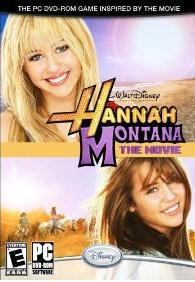 Hannah Montana The Movie Game (PC)