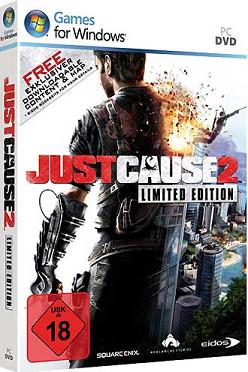Just Cause 2 LIMITED EDITION (PC)