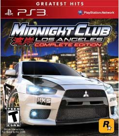 Midnight Club LA Complete Edition (PS3)