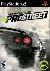 NFS: ProStreet PLATINUM (PS2)