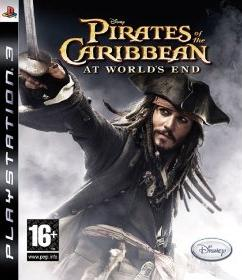 Pirates of the Carribean 3: At World's End (PS3)