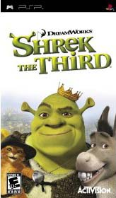 Shrek: The Third (PsP)