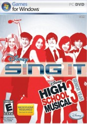 Sing It! High School Musical 3: Senior Year (PC)