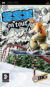 SSX On Tour Platinum (PsP)