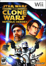 Star Wars: The Clone Wars Republic Heroes (Wii)