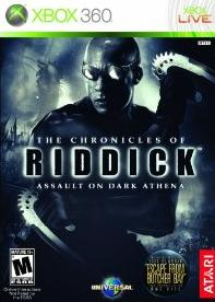 The Chronicles of Riddick: Assault on Dark Athena (Xbox 360)